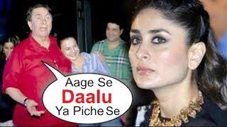 Kareena Kapoor Father Randhir Kapoor DRUNK With Amisha Patel