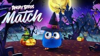 Angry Birds | Match Halloween