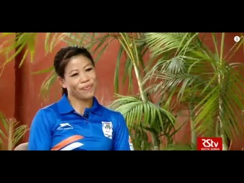 To The Point with Mary Kom