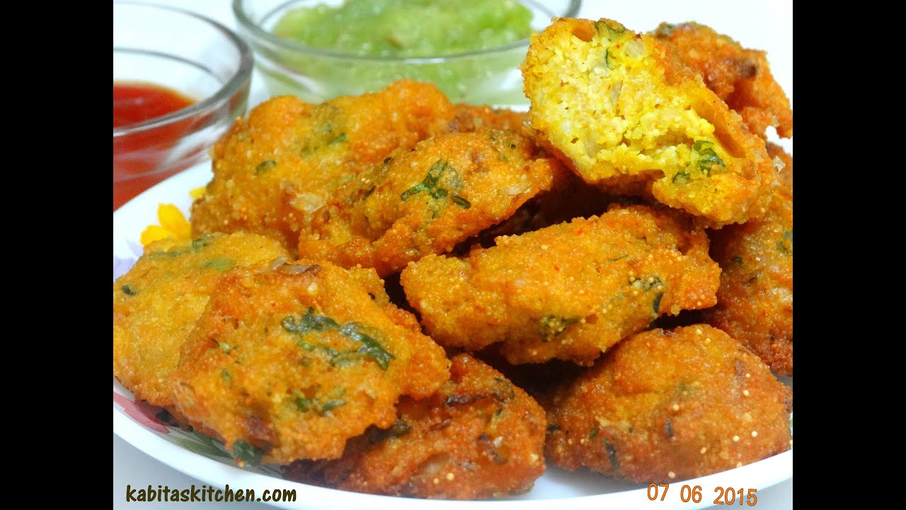 Fish egg pakora macher dimer bora recipe bengali macher for How to cook fish eggs