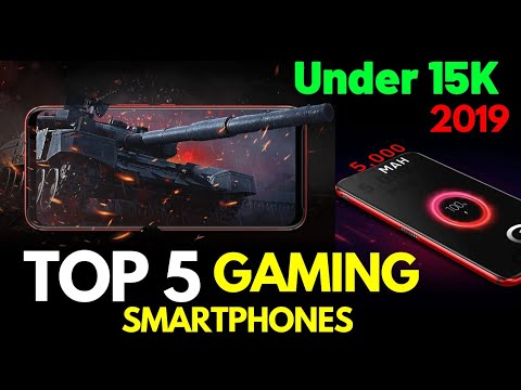 Ultimate Gaming Smartphones Under 15000 | Top 5 Best Smartphones 2019