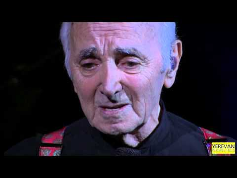 Charles Aznavour ''Hier Encore