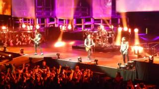 Avenged Sevenfold Unholy Confessions Live @ Genting Arena, Birmingham 13.1.2017