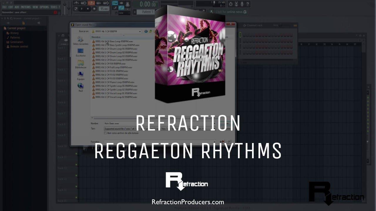 Free reggaeton samples kit youtube.