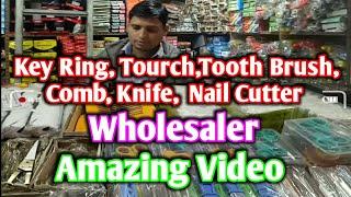 Key Rings, Nail Cutter, Scissor Wholesale market, Cheap price market