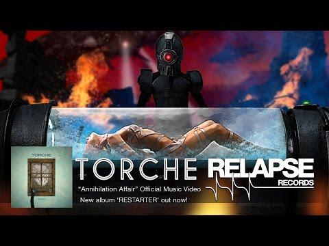 "TORCHE - ""Annihilation Affair"" (Official Music Video)"