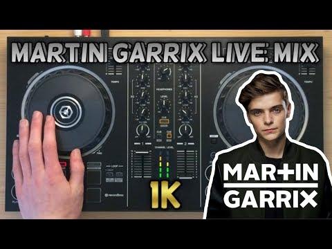 Martin Garrix Live Mix 2017 | Pioneer DDJ-RB [1K SUBS SPECIAL]