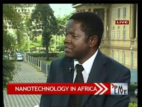 Nanotechnology in Africa: A TV interview with Prof. Wiebe Bijker and Prof Kevin Urama on NTV Kenya