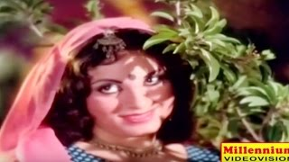 Download Hindi Video Songs - Malayalam Evergreen Film Song | Nin Mridumozhiyil Narutheno | VANADEVATHA | KJ Yesudas