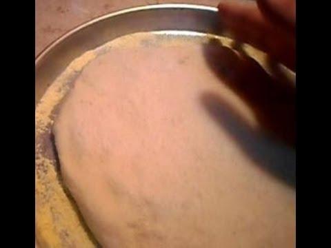 صورة  طريقة عمل البيتزا طريقة عمل عجينة البيتزا من سنة أولى مطبخ طريقة عمل البيتزا بالفراخ من يوتيوب