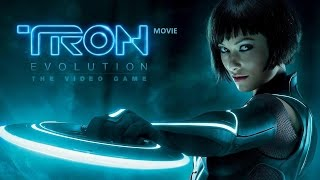 Tron: Evolution Game Movie | Story of ISO Genocide (Clu, Flynn, Quorra & Anon | Full Story)