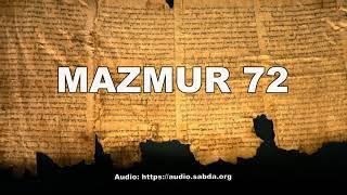Download MAZMUR 72 - Terjemahan Baru Alkitab Suara