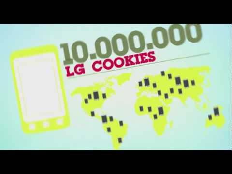 LG Cookie Plus commercia Englsi voice over