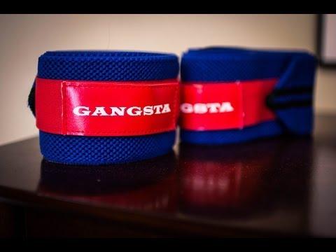 Gangsta Wraps Wrist Wrap Review - Mark Bell