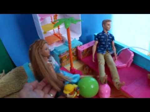 Barbie Ken Skipper Sunny Cancun Mexico Fun