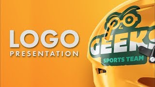 How To Present A Professional Sports Logo Design