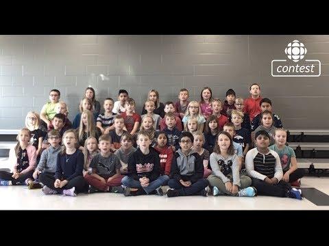 """""""Shine a Light"""" - Pine Ridge School #CBCMusicClass"""