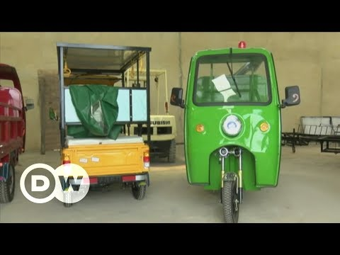 The bright future of Nigeria's e-mobility | DW English
