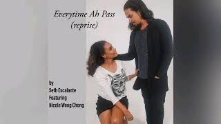 Seth Escalante and Nicole Wong Chong - Everytime Ah Pass (Reprise) (Carnival 2020) (Calypso 2020)