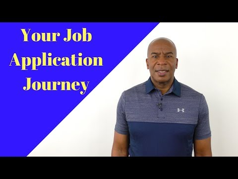 Your Job Application Journey: The 4 Step Process (True Story)