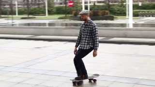 Jason Moran previews Finding a Line: Skateboarding, Music, and Media