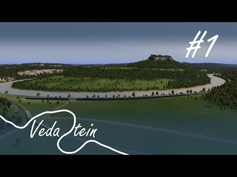 [Cities Skylines] Vedastein #1 - Map Creation