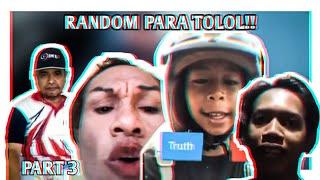 Video Lucu...Tahan Tawa 7 menit!!   RANDOM PARA TOLOL   Kumpulan orang Toxic di 2019  TOXIC Exe