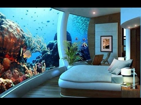 Los 5 hoteles mas raros del mundo youtube for Imagenes de hoteles bajo el agua