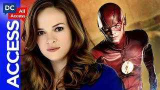 Danielle Panabaker Teases Zoom's New Powers + NEW Killer Frost Statue!