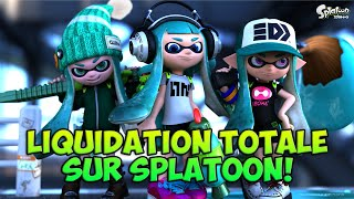SPLATOON | LIQUIDATION TOTALE ! | LET