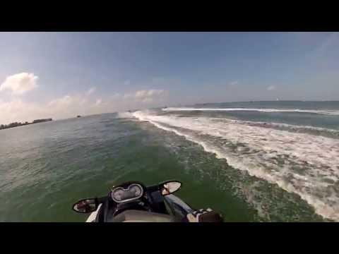 Tampa Jet Ski Rally - Egmont Key