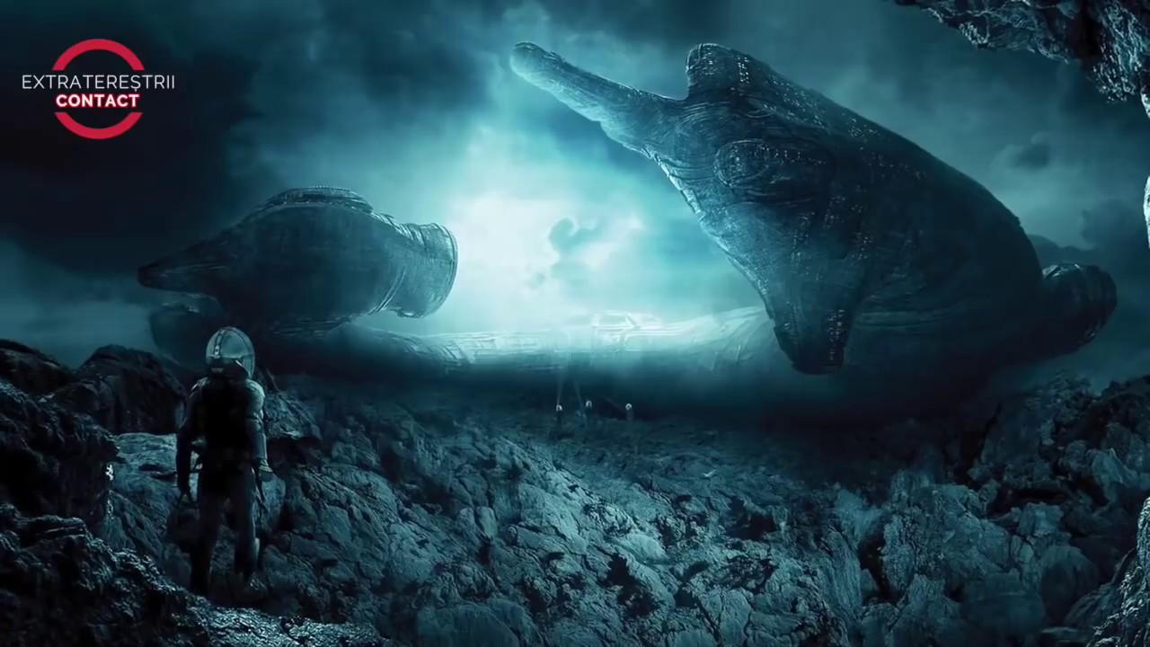 Extraterestrii Au Venit !!! Confirmare La Nivel Inalt