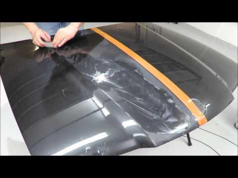 Wetsanding - MS Detailing - Rupes comparaison - Orange peel removal