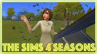 The Sims 4: Seasons // Fall Is Here (Part 3)
