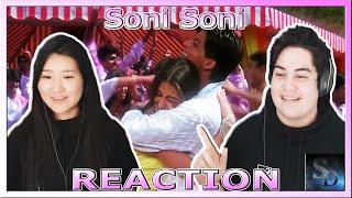 Download Mp3 Soni Soni REACTION Mohabbatein Shah Rukh Khan Aishwarya Rai Jatin Lalit Anand Bakshi