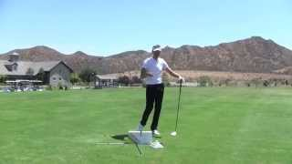 PGA Tour Skillz The Box 4 of 6 Never miss a fairway