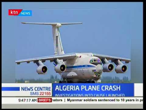 257 die in Algerian plane crash