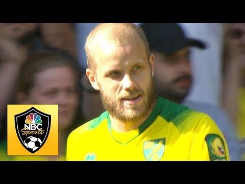 Teemu Pukki scores his second to double Norwich's lead v. Newcastle  Premier League  NBC Sports
