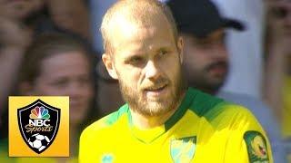 Teemu Pukki scores his second to double Norwich's lead v. Newcastle | Premier League | NBC Sports
