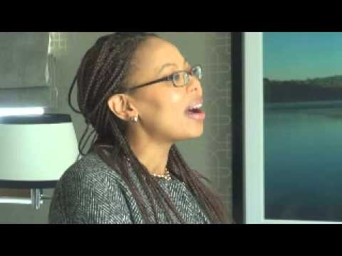 Cover shoot Lebo Mpumlwana