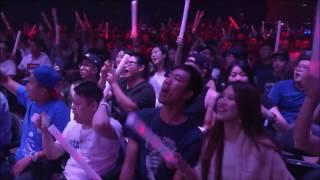 2016 MC HotDog熱狗  廣州演唱會 03 FLY OUT(樂視視頻直播實錄)