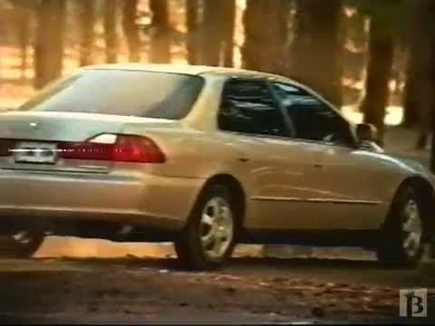 2000 Honda Accord Se Lost Commercial Youtube