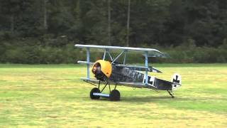 WWI Biplane Air show 26Sept2010