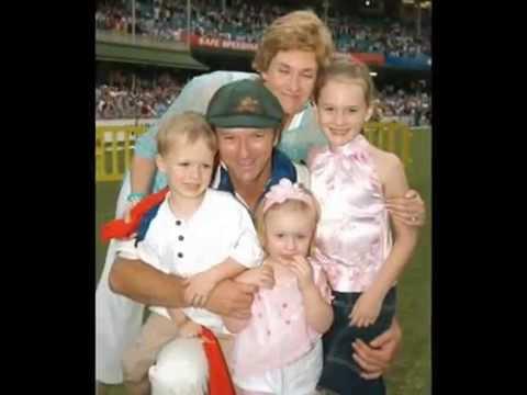 Australian Cricketers' Wife & Girlfriend