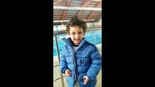 Kuzey Olimpik Yüzme Havuzunda | Kuzey is in the Olympic Swimming Pool