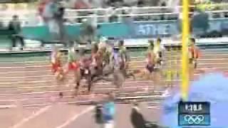 YouTube   2004 Athens Olympics 1500m Final   Hicham El Guerrouj