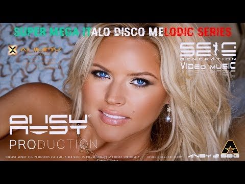 MEGA italo disco A V S Y collectioN  [ 367...