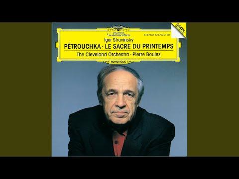 Stravinsky: Le Sacre du Printemps - Tableau II: Le sacrifice