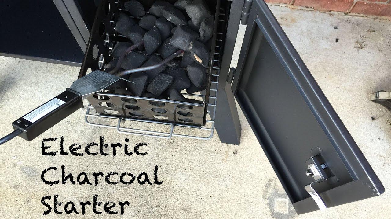 Brinkmann Electric Charcoal Starter Unboxing in 4K UltraHD