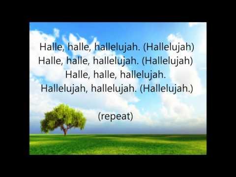 CCS 86   Halle, Halle, Hallelujah  Vocal